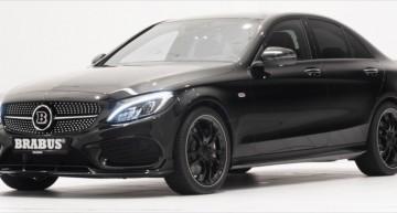 Brabus s-a pregătit să tuneze Mercedes-AMG C 43 înainte ca modelul să fie confirmat