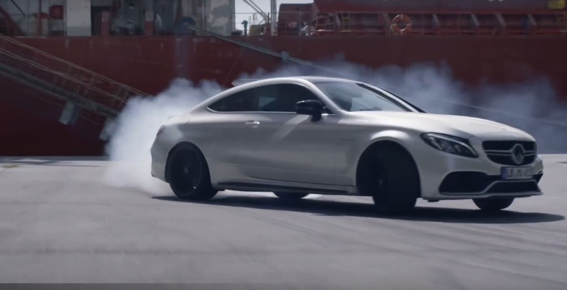 Mercedes-AMG C 63 S Coupé – Acceptă provocarea!