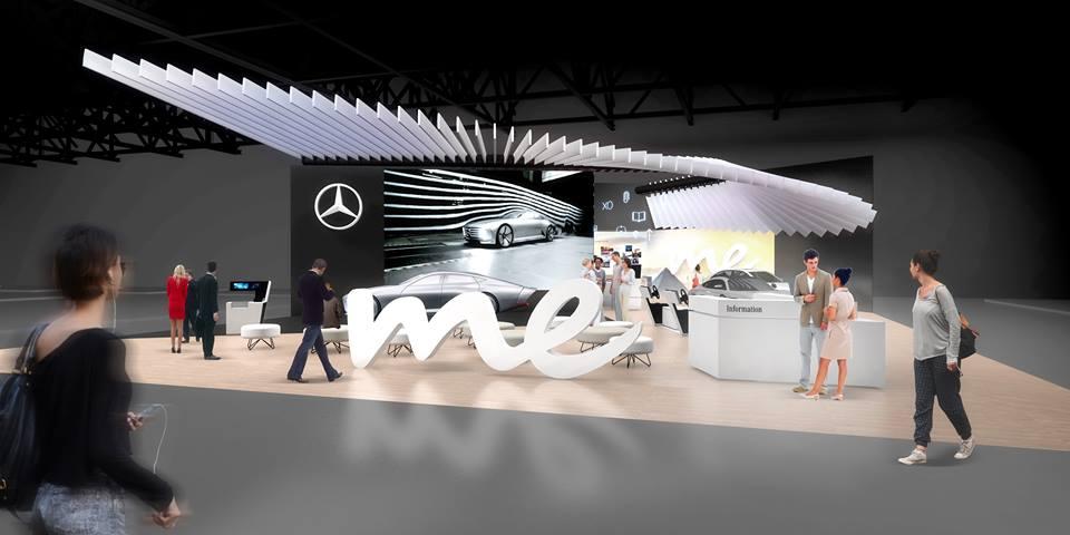 Se întâmplă în Las Vegas – Mercedes-Benz în centrul atenției la CES 2016