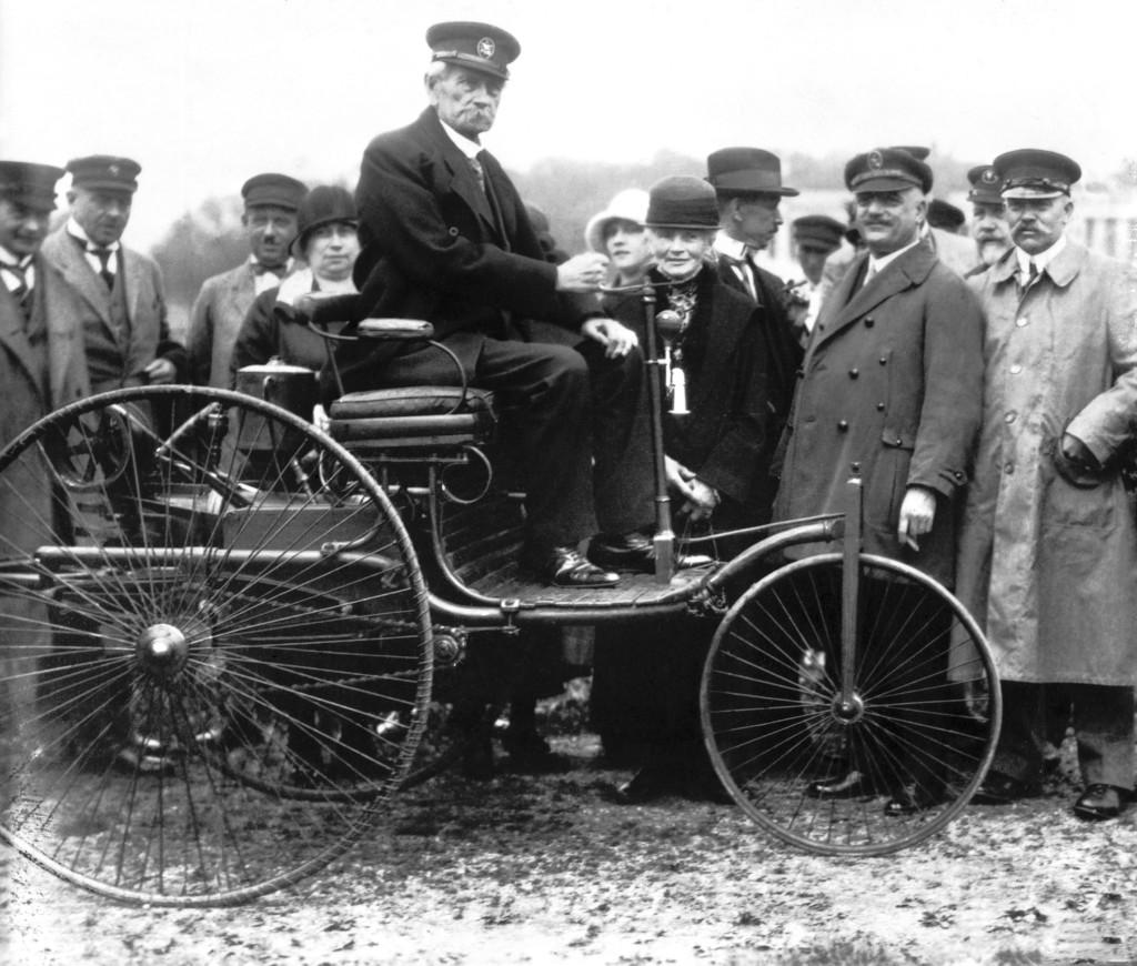 Karl Benz primul automobil