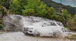 Clasa G se dă mare cu el – Mercedes-Benz GLE 500 e 4MATIC în offroad în Albania