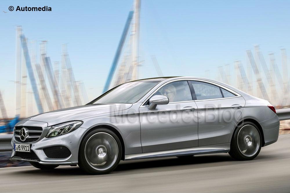 Exclusiv: Mercedes CLC programat pentru 2019
