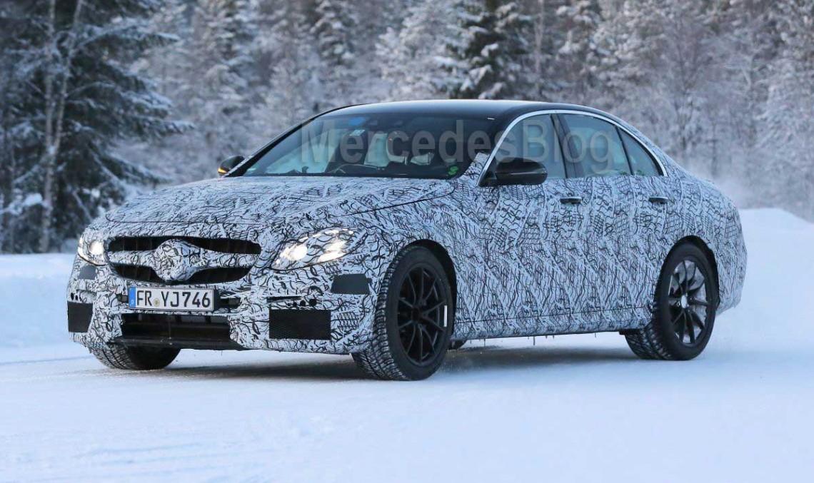 Mercedes-AMG E 63 cu 600 CP spionat în premieră