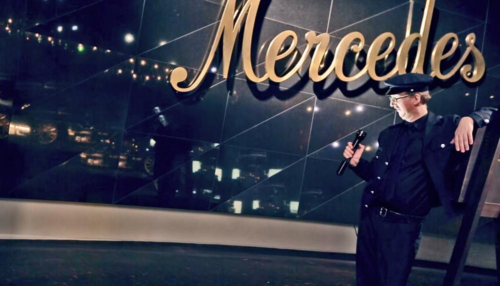 'Museum Monday' se întoarce pentru a dezvălui secretele Mercedes-Benz!