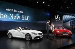 Mașini de vis pentru un an de vis – Mercedes-Benz vrea să doboare recorduri și în 2016