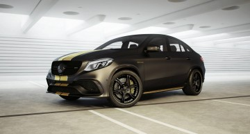 Nu ați văzut nimic până acum! Mercedes-AMG GLE 63 Coupe ajunge la 792 CP!