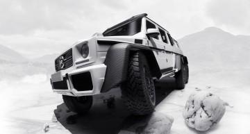 Autoart Nuremberg 2016: Iubito, am micșorat Mercedes G 63 AMG 6×6!