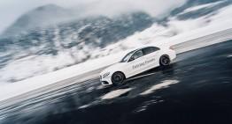 Ice, ice, baby! Mercedes-Benz Driving Event sfidează iarna!
