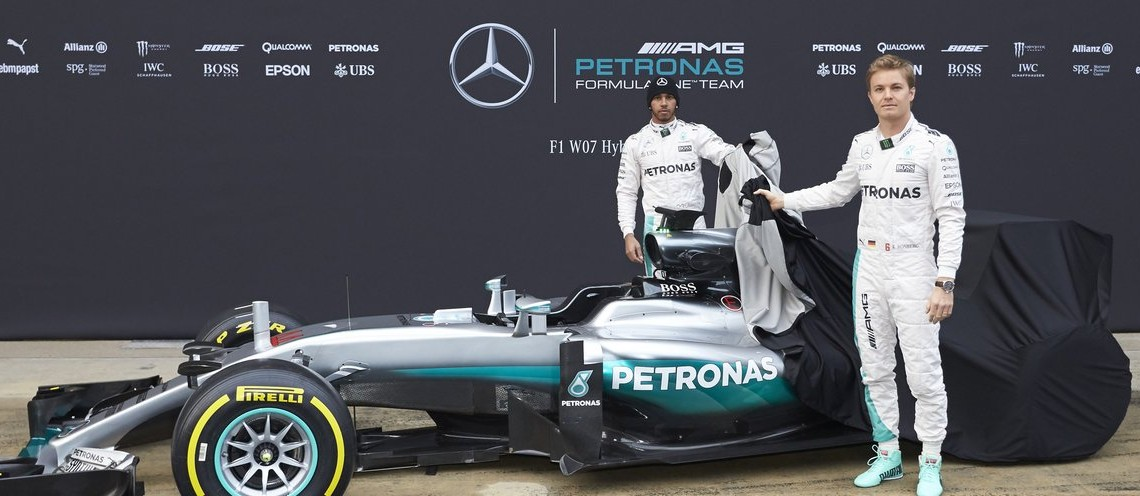 Au dat drumul bestiei – Mercedes F1 W07 își face debutul la Barcelona