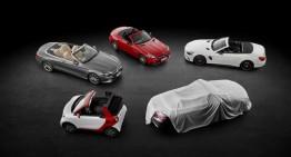 Numărătoarea inversă – Un stop Mercedes-Benz C-Class Cabrio iese de sub prelată