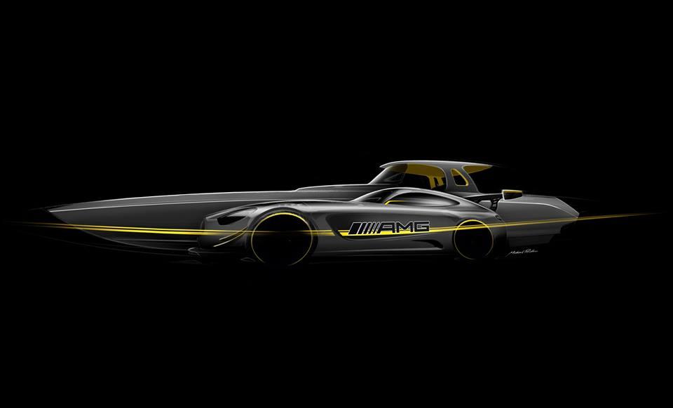 Ignore Gravity! Mercedes-AMG și Cigarette Racing Team se aliază din nou!