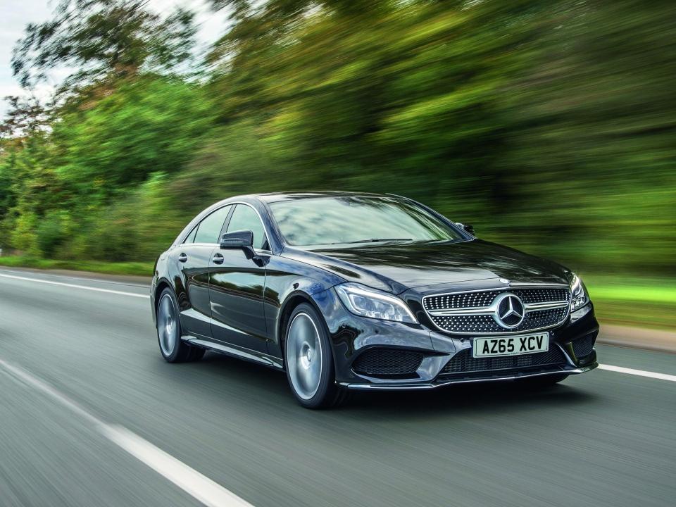 Mercedes-Benz CLS Mașina anului