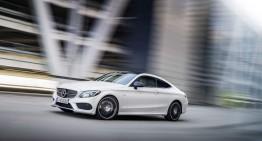 Acesta este noul Mercedes-AMG C 43 Coupé – Un muscle car cu siluetă de balerină