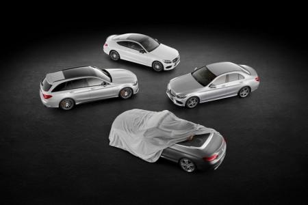 Mercedes-Benz C-Class Cabrio 4