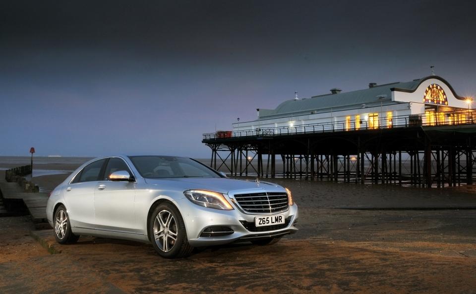 Mercedes-Benz S-Class este Mașina de Lux a anului 2016
