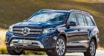 Mercedes-Maybach GLS vs rivalii