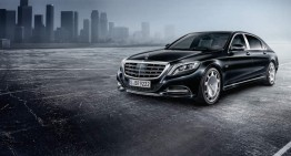 Limuzine blindate – De la Mercedes-Benz 770 la Mercedes-Maybach S600 Guard