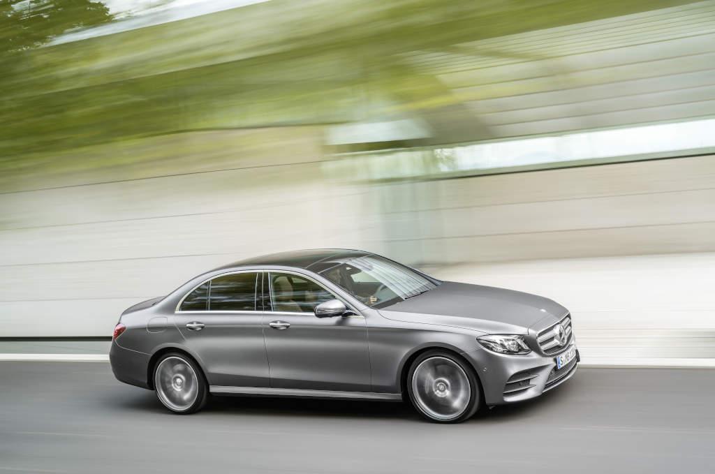 Mercedes-Benz E-Class 2016 creștere în vânzări