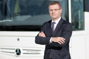 Valeriu Zaharia, Managing Director Commercial Vehicles Mercedes-Benz Romania