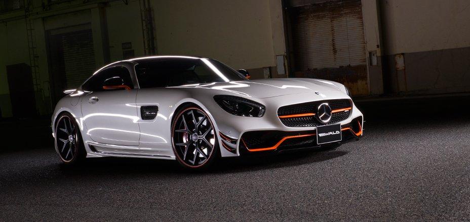 Fiară sălbatică: Mercedes-AMG GT Black Bison