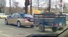 Mercedes S-Class, neașteptatul cal de povară