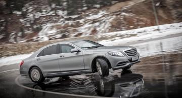 Eroul blindat. Mercedes-Maybach S 600 Guard testat la limită