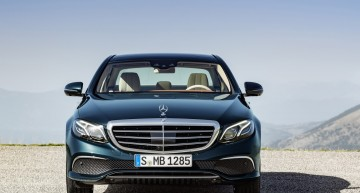 Farurile MULTIBEAM LED de la Mercedes-Benz E-Class au fost premiate