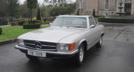 Mercedes-ul lui Ceaușescu vândut pentru  €49,450 la licitația Bonhams