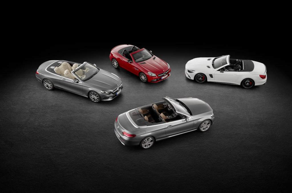 Anul mașinilor de vis – Iată toate cele 20 de automobile prezentate de Mercedes în 2016
