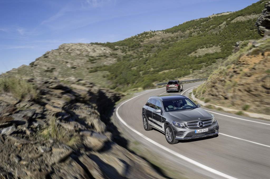Aruncînd recordurile în aer: SUV-urile și compactele Mercedes-Benz se vând cel mai bine