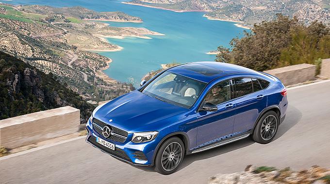A sosit ziua cea mare! Acesta este noul Mercedes-Benz GLC Coupé