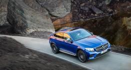 A început producția noului Mercedes-Benz GLC Coupé la uzina din Bremen