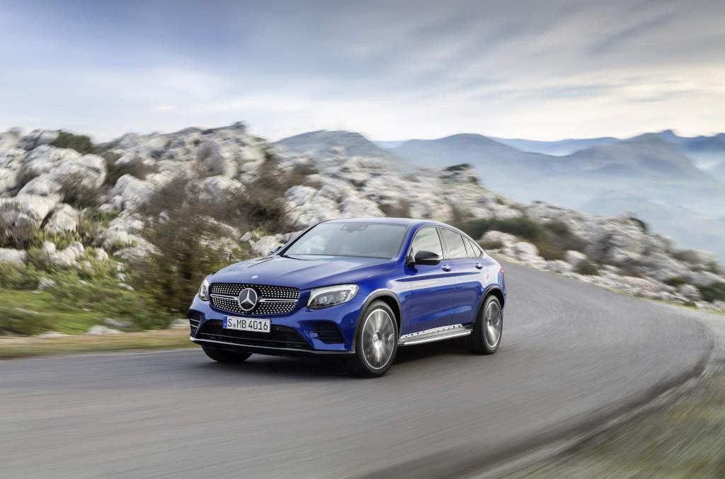 Preţuri noul Mercedes GLC Coupe