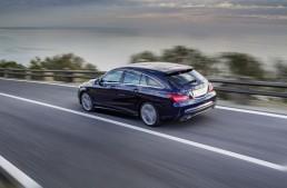 Mercedes CLA și CLA Shooting Brake au fost actualizate