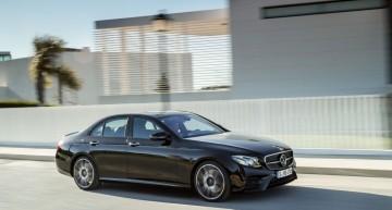 Oficial: Mercedes-AMG E 43 4Matic cu 401 CP a fost dezvăluit