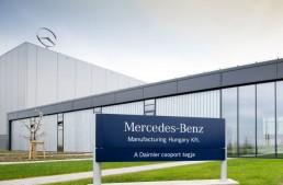 Uzină de motoare Mercedes în Polonia?