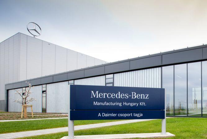 O nouă uzină Mercedes în Polonia?