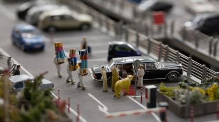 Miniature Mercedes-Benz (3)