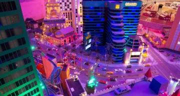 Ce mică este lumea! Frați gemeni creează o lume Mercedes-Benz în miniatură