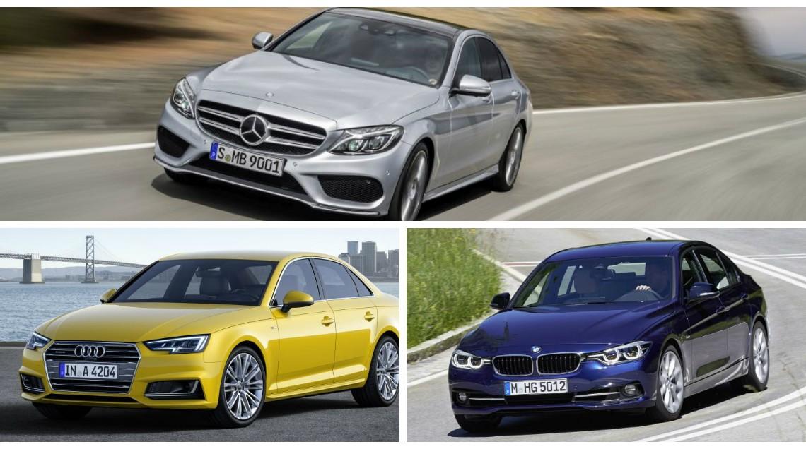Vânzările Mercedes rămân în top pe piața auto premium după primele două luni