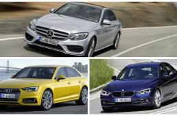 Mercedes este lider pe piața producătorilor auto premium în primele șase luni din 2016
