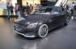 GENEVA LIVE. Mercedes-AMG C 43 spune adio gamei AMG Sport Line