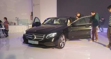 Noul Mercedes-Benz Clasa E, în România de la 39.595 euro