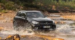 Cel mai tare GLC. Mercedes-AMG GLC 43 se laudă cu un V6 biturbo cu 367 CP