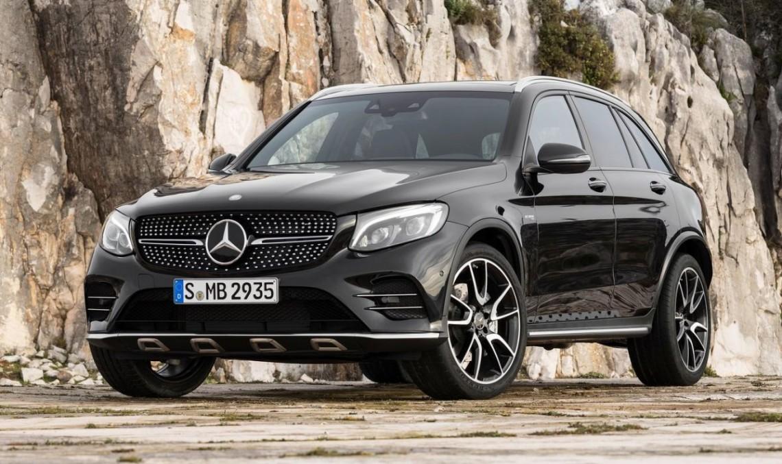 Mercedes-Benz GLC este cea mai populară mașină premium în 2016