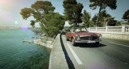 Classic Car Travel – La volanul unei decapotabile clasice în sudul Franței