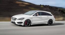 5 Mercedes-uri care nu au ajuns niciodată în America