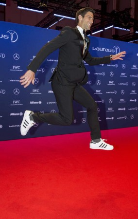 Djokovic Laureus 2 Sneakers