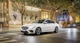 Este o poveste lungă – Iată noul Mercedes-Benz E-Class cu ampatament lung