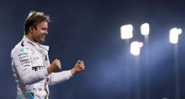 Nico Rosberg lovește din nou! Pilotul Mercedes AMG PETRONAS câștigă și în Bahrein